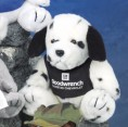 "6"" GB Plush Beanies™ Dalmation"