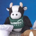 "6"" GB Plush Beanies™ Cow"