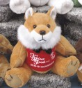 "6"" GB Plush Beanies™ Fox"
