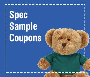 Spec Sample Coupon