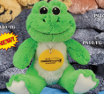"10"" ""Patty"" Pals™ FROG"