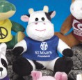 """5"""" Q-Tee Collection™ Cow"""