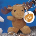 "4"" Key Chain Pals™ Moose"