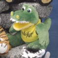 "6"" GB Plush Beanies™ Alligator"