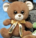"8"" Oogles™ Brown Bear"