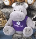 "6"" GB Plush Beanies™ Hippo"