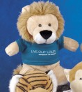 """9"""" Pudgy Plush™ Lion"""