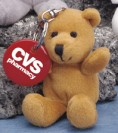 "4"" Key Chain Pals™ Bear"