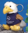"4"" Key Chain Pals™ Eagle"