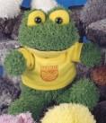 "10"" Ruddly Family™ Frog"