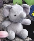 "4"" Key Chain Pals™ Elephant"