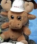 """8"""" Oogles™ Moose"""