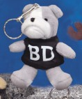 "4"" Key Chain Pals™ Bull Dog"
