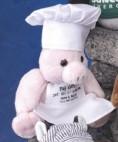 "6"" GB Plush Beanies™ Pig"