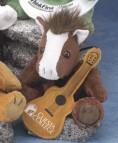 "6"" GB Plush Beanies™ Pony"