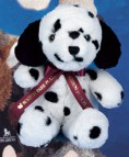 "10"" Ruddly Family™ Dalmation"