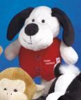 """9"""" Pudgy Plush™ Dog"""