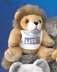 "6"" GB Plush Beanies™ Lion"