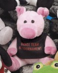 "5"" Q-Tee Collection™ Pig"