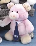 "9"" Pudgy Plush™ Pig"