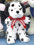 "7"" - 8"" Bean Bag Pals™ Dalmation"