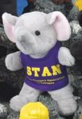 "7"" - 8"" Bean Bag Pals™ Elephant"