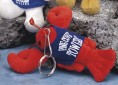 "4"" Key Chain Pals™ Lobster"