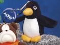 """4"""" Key Chain Pals™ Penguin"""