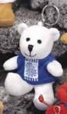"4"" Key Chain Pals™ Bear"
